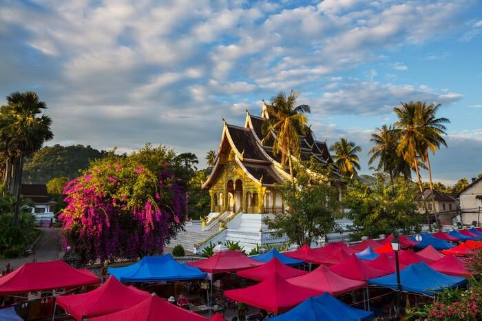 Balade à Luang Brabang Au Laos 2ème partie