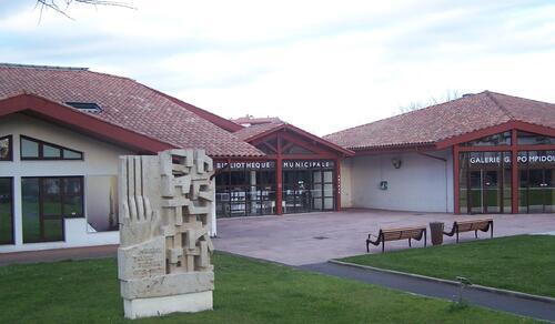 Bibliothèque municipale Anglet