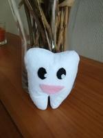 Tuto : Quenotte, la pochette à dents de lait