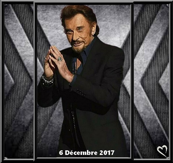 Hommage Johnny Halliday
