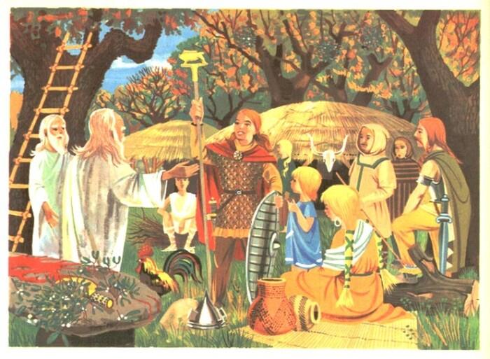 L'école du Druide