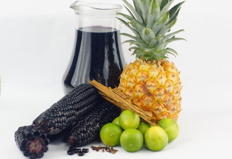 Chicha morada Péruvienne (recette de Chad)