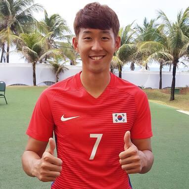 Acheter Nouveau Maillot Corée du Sud pas cher Olympiques 2016 Rio