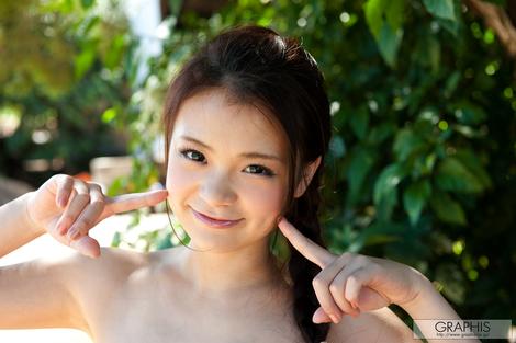 "WEB Gravure : ( [Graphis] - | Gals - Special Contents / GRAPHIS GIRLS - Special Gallery vol.02 | Kana Tsuruta/鶴田かな : Special location Australia ""2day Mango Farm"" )"