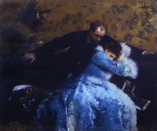 Mardi - Mon artiste du mardi : Ernest-Ange Duez