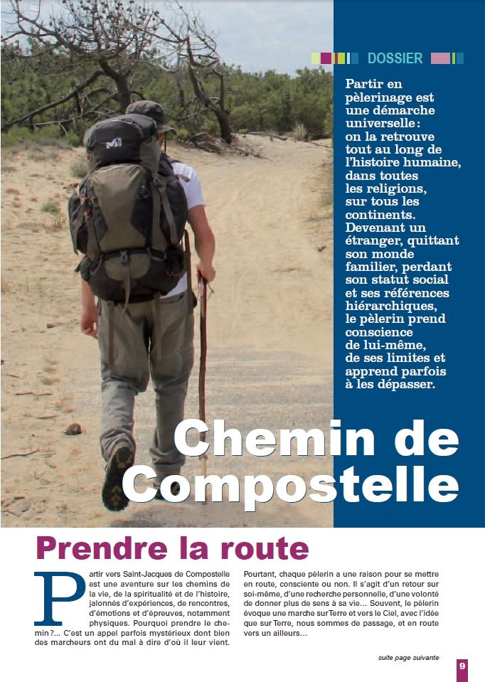 Journal des communautés catholiques du pôle missionnaire de Provins n°42, page 9.