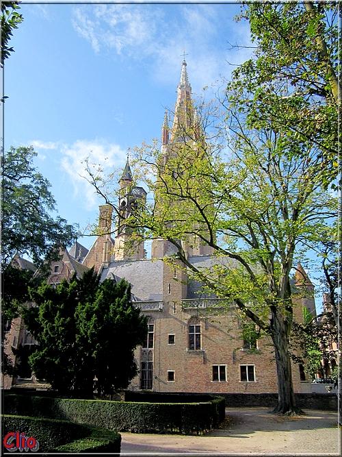 Bruges- Eglise Notre-Dame