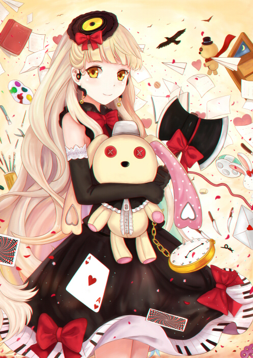 Image de mayu, vocaloid, and anime girl