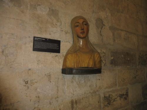 Palais des Papes- Intérieur.