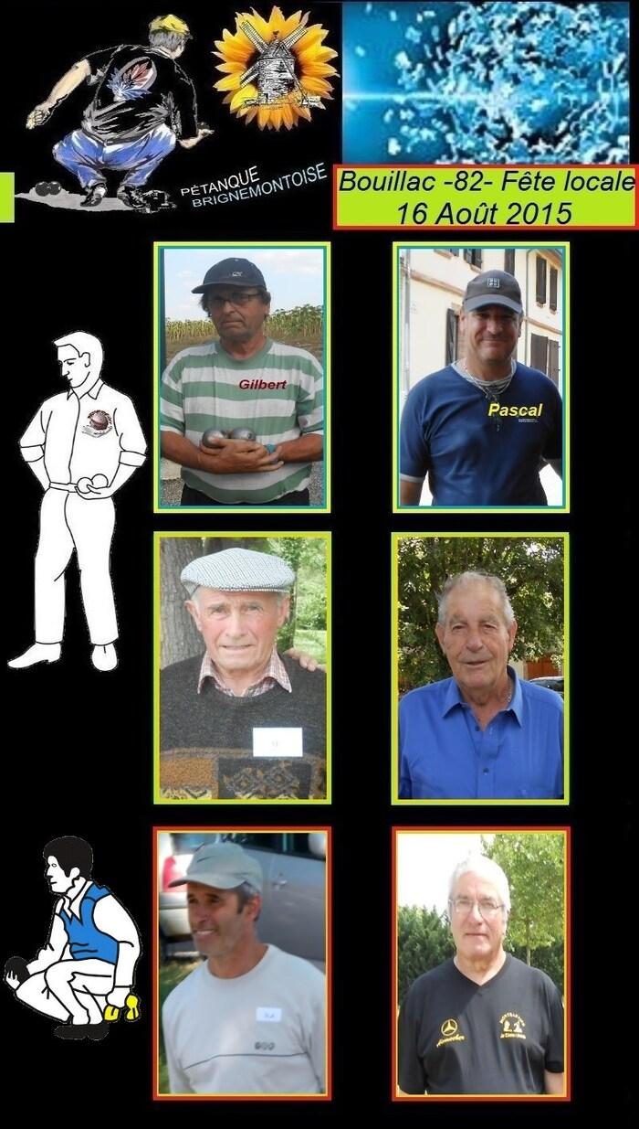 Concours de Fête de Bouillac -82-