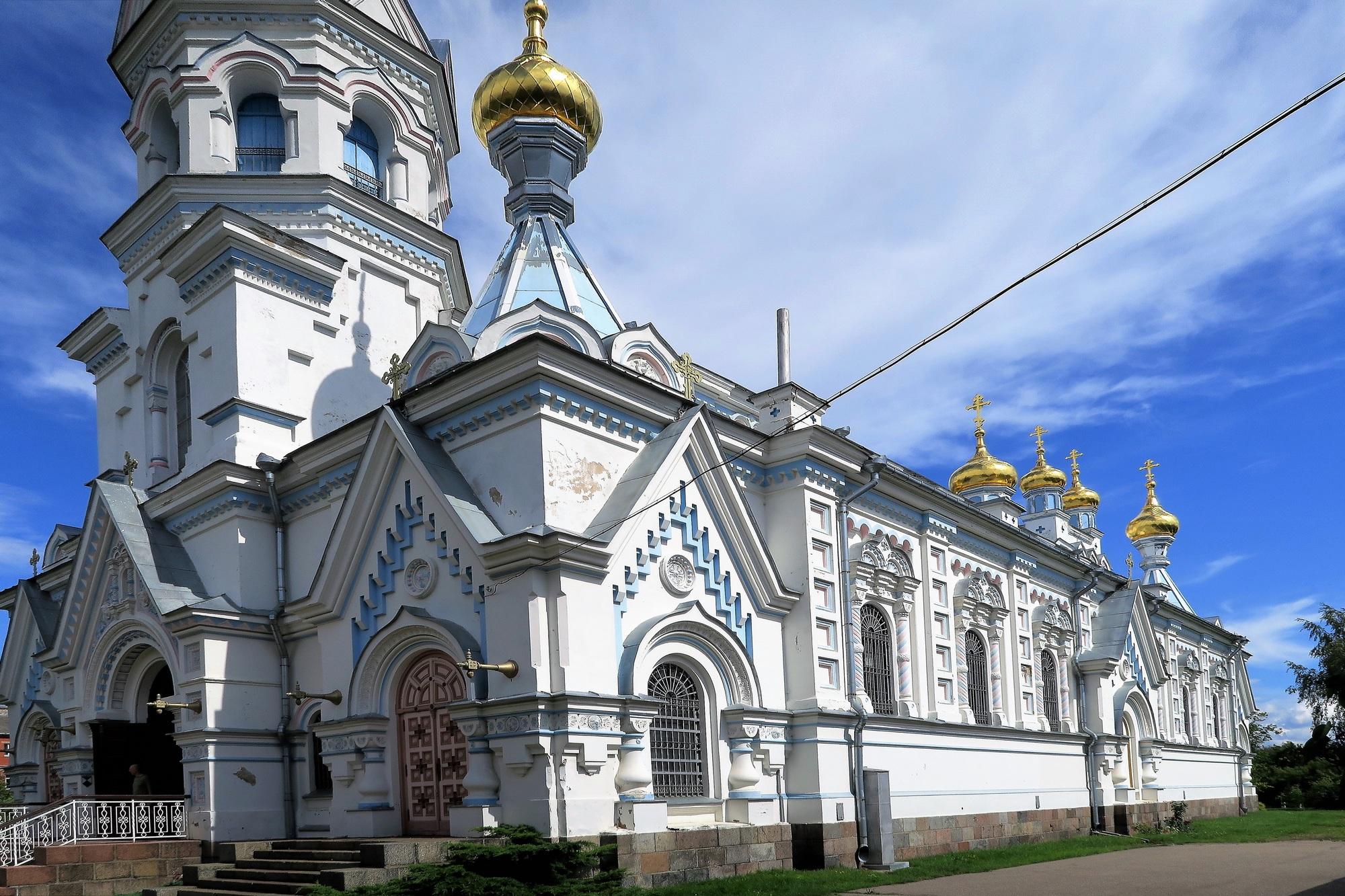 DAUGAVPILS (Lettonie) 30/07/2016