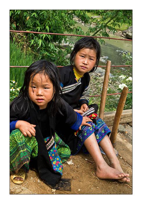 Enfants hors des sentiers battus