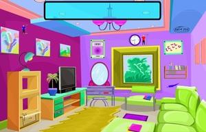Jouer à Complex puzzle rooms escape