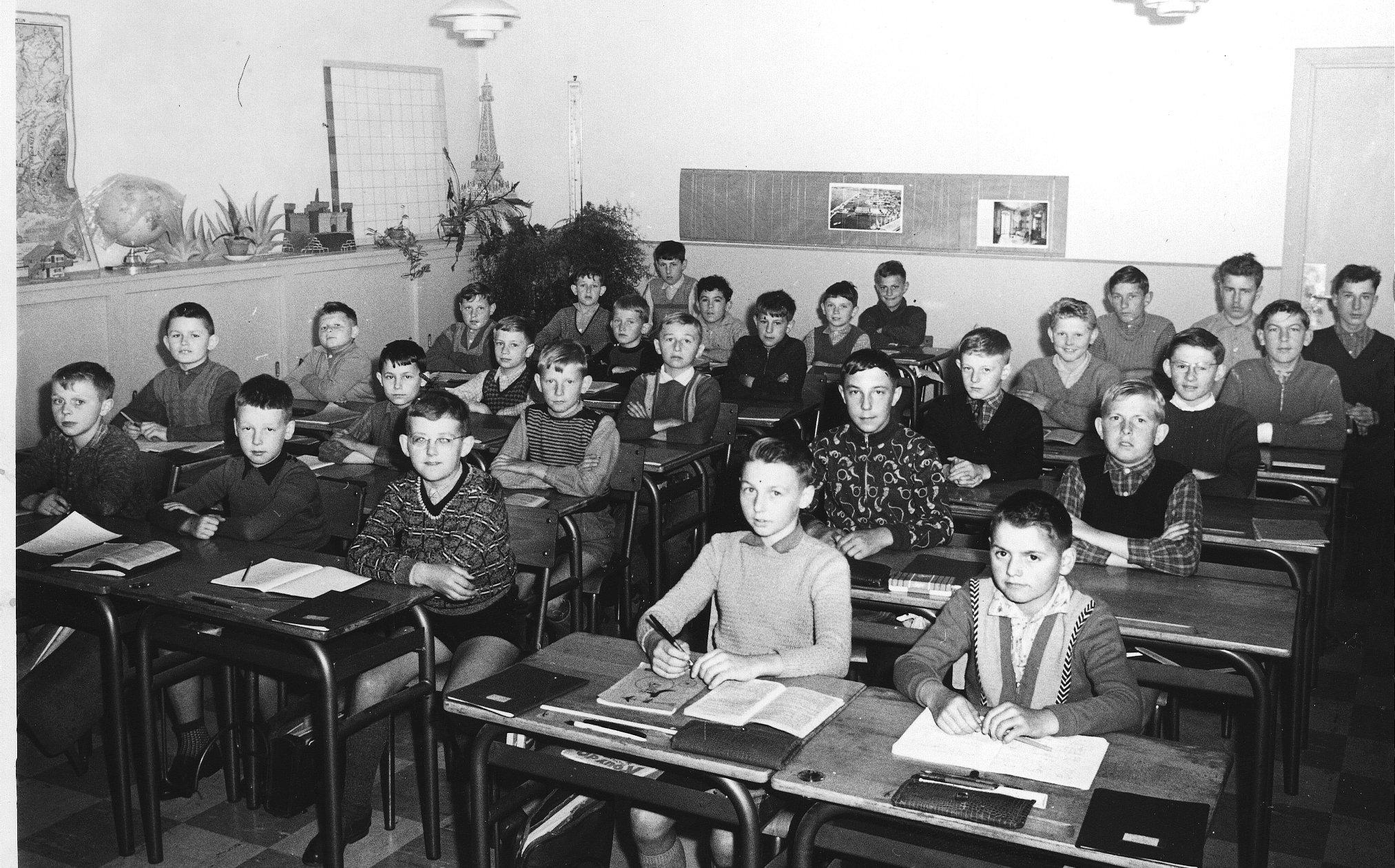 école primaire Mertzwiller - 10 ans