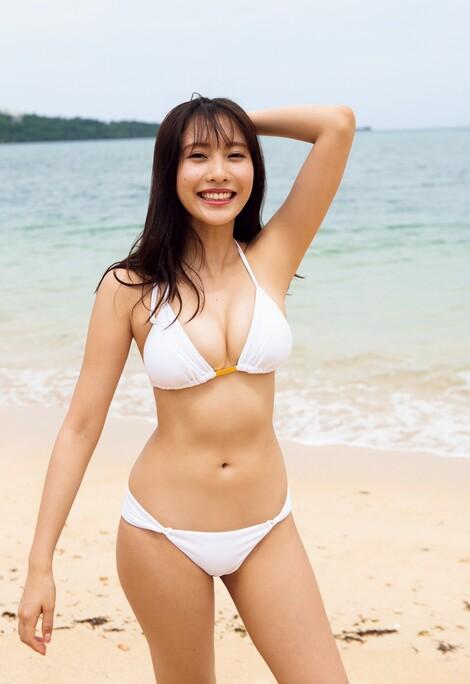 WEB Magazine : ( [FRIDAY Digital - Gravure] - |FRIDAY - 22/11/2019 - Hinako Sano : 佐野ひなこ 奇跡のカラダ ビキニ姿の最新ショットを独占公開!| )
