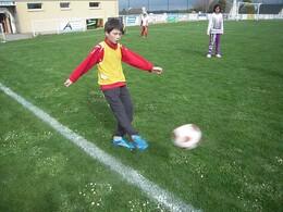 Le Football en mixité