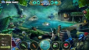 Jouer à Forbidden lake