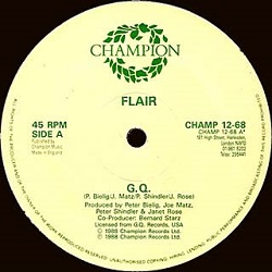 Flair - G.Q.