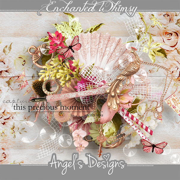 Enchanted Whimsy  by Angel's Designs