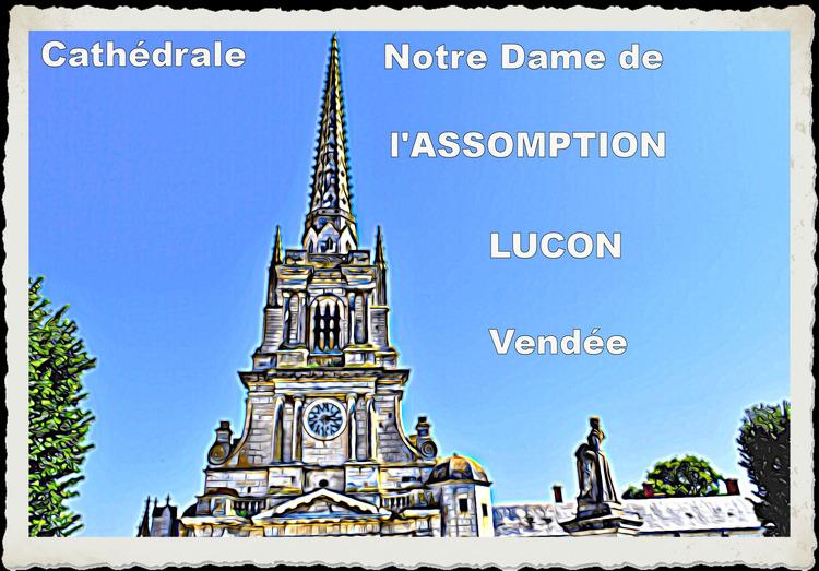 Cathédrale Notre Dame de l'Assomption-Vendée