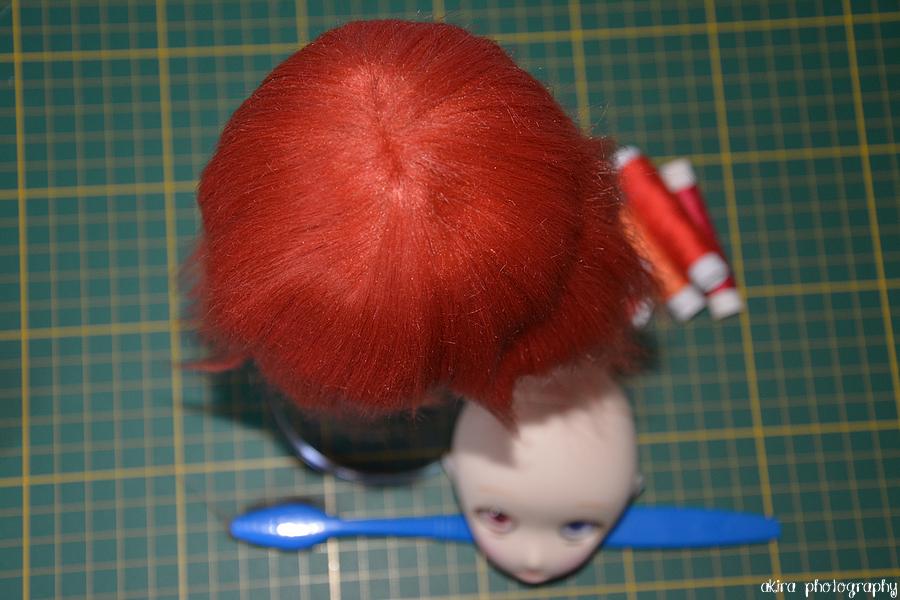 Fur Wig 1/3 : 8'9 → 7'6