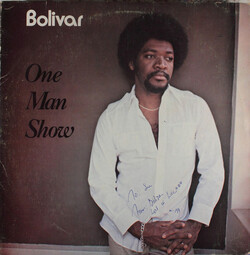 Bolivar - One Man Show - Complete LP