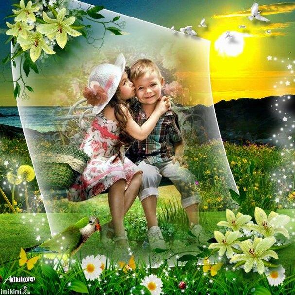 Page kdos merci mes amis(es) vous êtes adorables