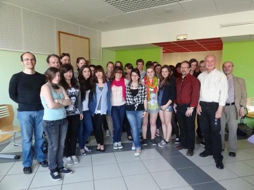 Echanges franco-allemands au Lycée Désiré Nisard