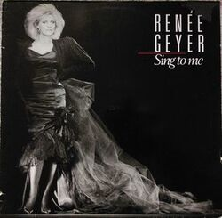 Renée Geyer - Sing To Me - Complete LP