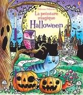 La peinture magique- Halloween