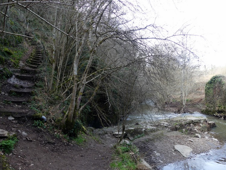 Ancien barrage
