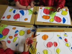 MS/ GRAPHISME et ART / LES BOUCLES / Alexander Calder