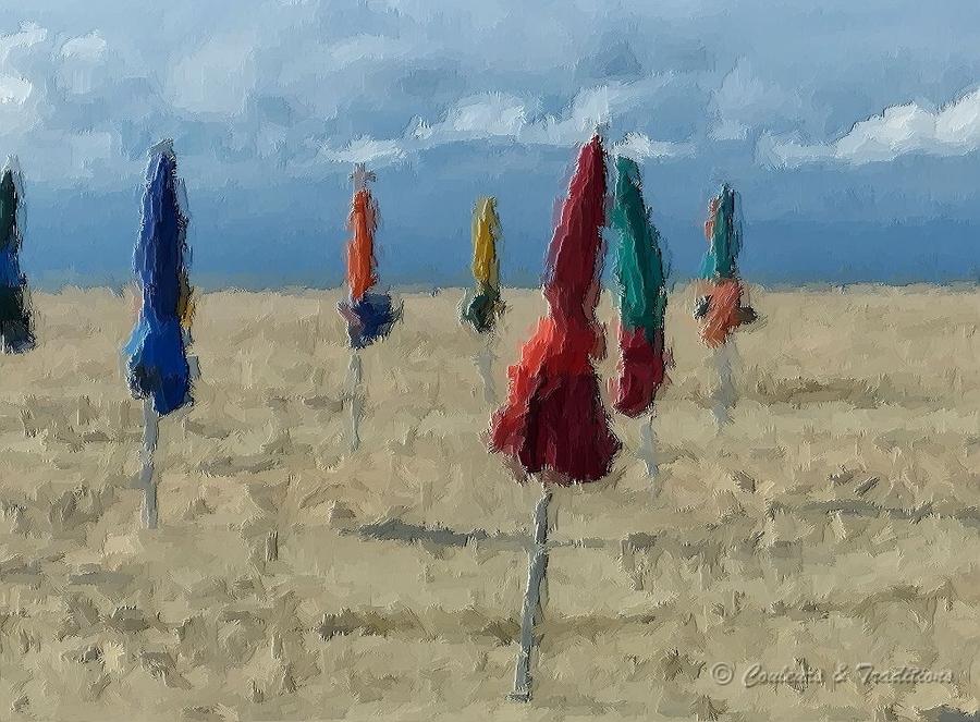 Création de peintures
