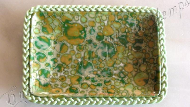 Les porte-savons terrestre : vert, mangrove et océan