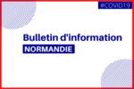 Bulletin d'information des ARS Normandie, Pays de la Loire