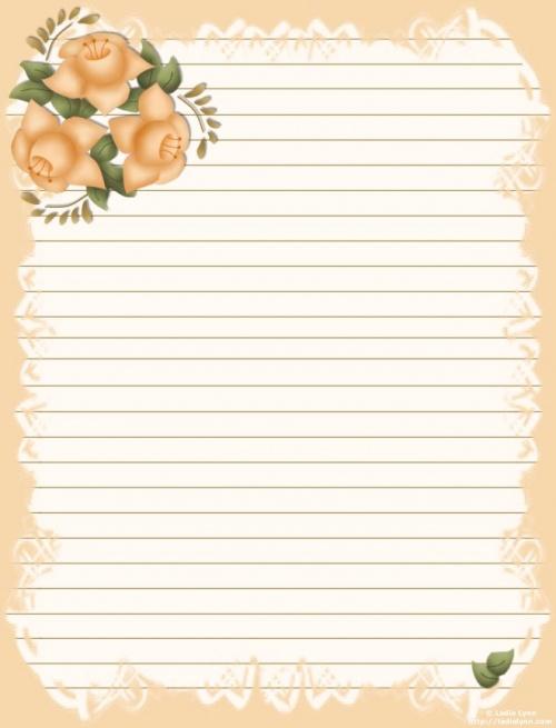 Papiers à lettres