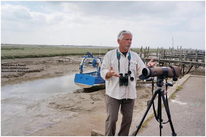 Sortie Ornithologique du 18 avril avec Michel HUBAUT