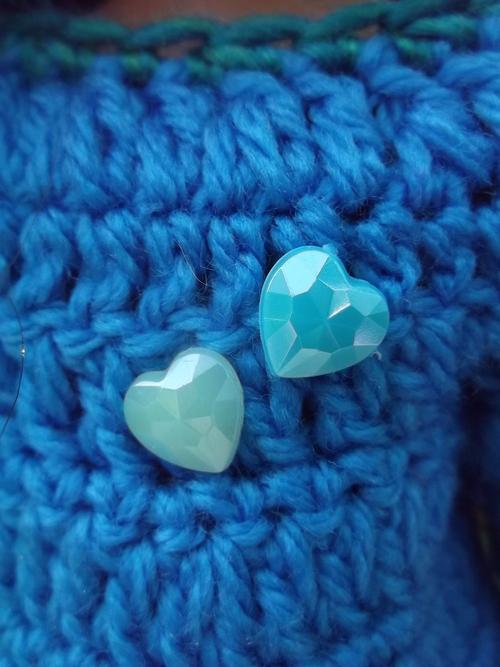 Jasmine en bleu