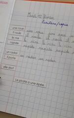 Documents pour travailler la copie en P2