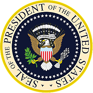 600px-Seal Of The President Of The Unites States Of America