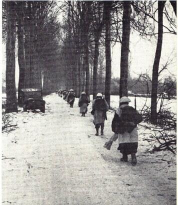 """* """"Survivant de Bir Heim"""" par Domingo LOPEZ -10- De l'Alsace (1945)  au 8 Mai 1945"""