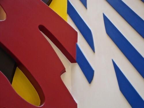 Lichtenstein BRUSHSTROKE Caisse Dépôts Consignations 7