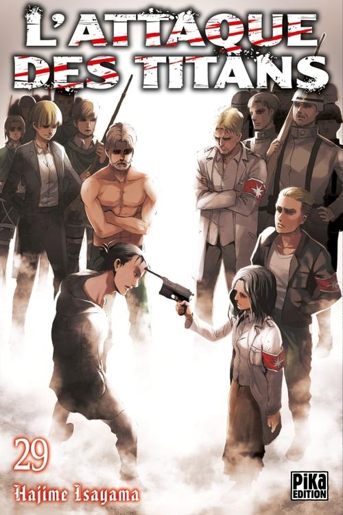 L'attaque des titans - Tome 29 - Hajime Isayama