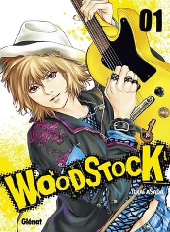 Woodstock - Tome 01 - Yukai Asada