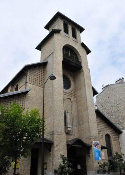 """""""Le petit choeur qui bat"""" en concert à l'Eglise Notre-Dame-du-Rosaire"""