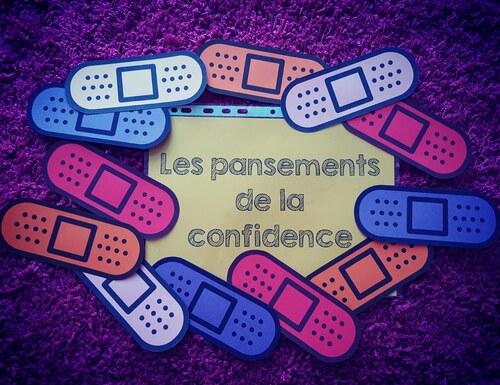 Les pansements de la confidence