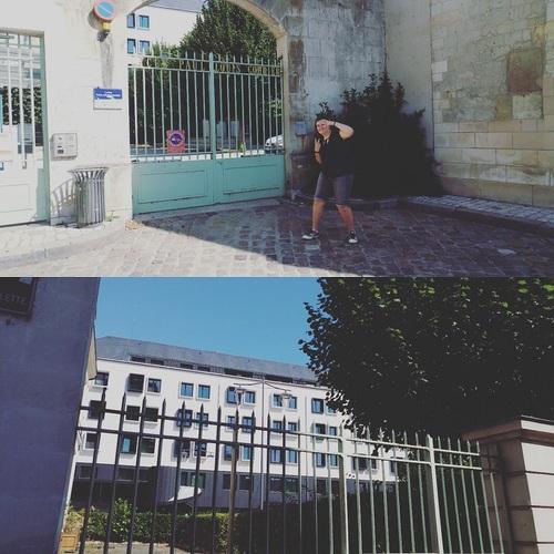 Aout 2019- Arrivée en Touraine