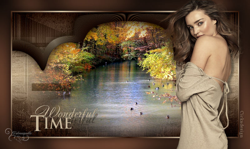 *** Wonderful Time ***