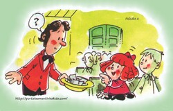 L'offrande de la petite Suzanne