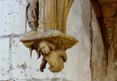L'église de Villemaur sur Vanne, un des buts du voyage annuel de l'AMPC...
